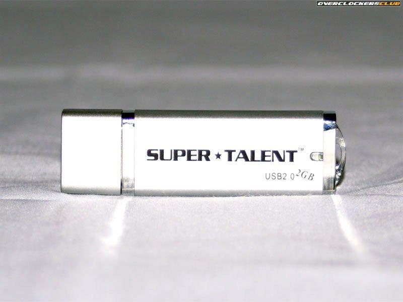 Super Talent DH Flash Drive
